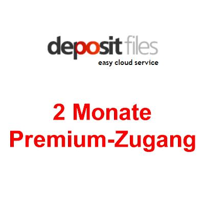 DepositFiles.com | 2 Monate Premium Account 1