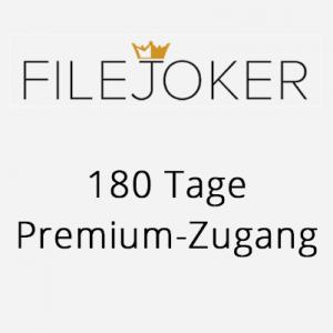 Filejoker 180 Tage Premium