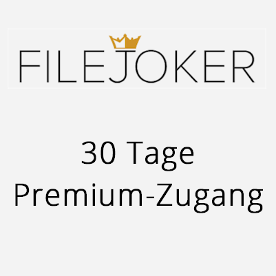 30 Tage Premium Account bei FileJoker.net