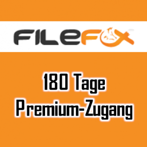 Fliefox.cc Premium Account 180 Tage