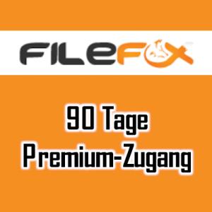 90 Tage FileFox.cc Premium Account