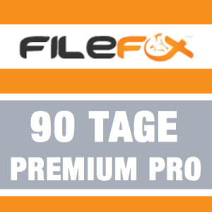 premium pro filefox 90 tage