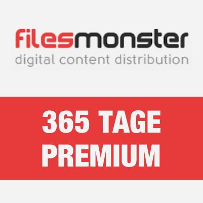 Filesmonster.com | 365 Tage Premium Account 1