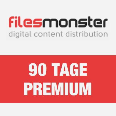 Filesmonster.com   90 Tage Premium Account 1
