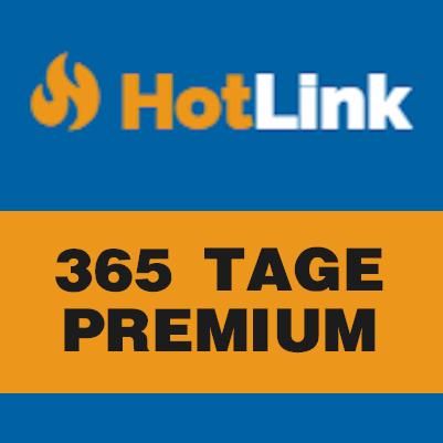 HotLink.cc | 365 Tage Premium Account 1
