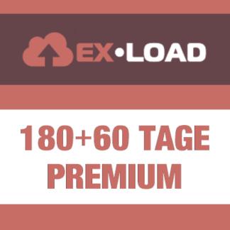 180 Tage Ex-Load Premium Account