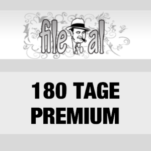 180 Tage File.al Premium