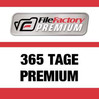 FileFactory 365 Tage