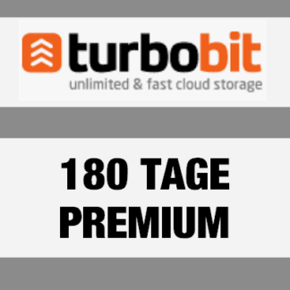 Turbobit Premium 180 Tage