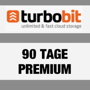 Turbobit 90 Tage Premium kaufen