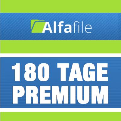 180 Tage Alfafile Premium kaufen