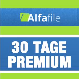30 Tage Alfafile Premium kaufen