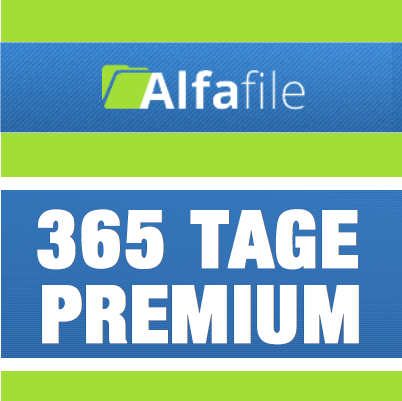 365 Tage Alfafile Premium