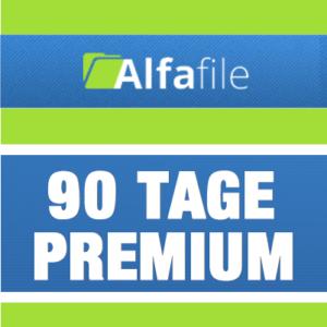 90 Tage Alfafile Premium kaufen