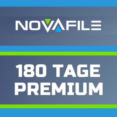 Novafile | 180 Tage Premium Account 1