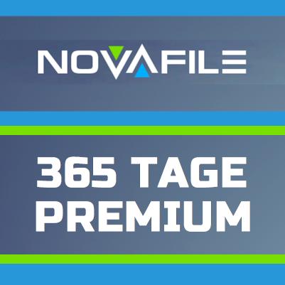 Novafile | 365 Tage Premium Account 1