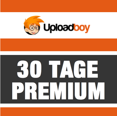Uploadboy 30 Tage Premium Account kaufen