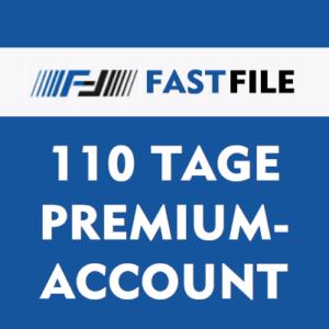 FastFile Premium 110 Tage