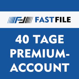 FastFile.cc 40 Tage Premium Account
