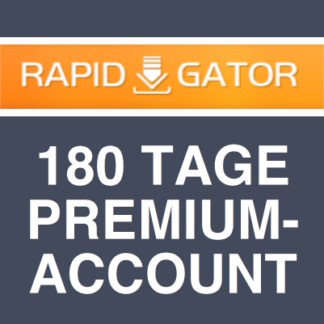 Rapidgator 180 Tage Premium kaufen