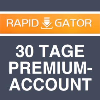 30 Tage Rapidgator Premium