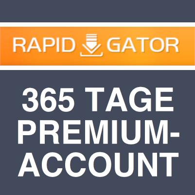 Rapidgator 365 Premium