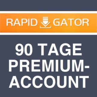 90 Tage Premium Rapidgator