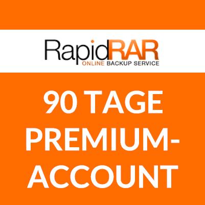 90 Tage premium rapid rar