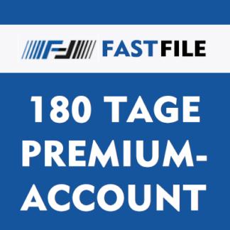 180 Tage Fastfile Premium