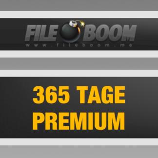 365 Tage Fileboom Premium