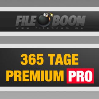 365 Tage Fileboom Premium Pro