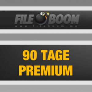 Fileboom 90 Tage Premium