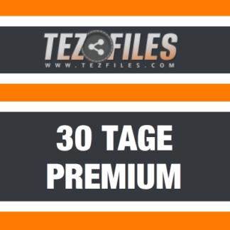 30 Tage Premium Tezfiles