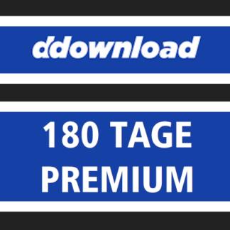 ddownload 180 Tage Premium Account