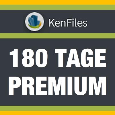 180 Tage Kenfiles.com Premium Keys