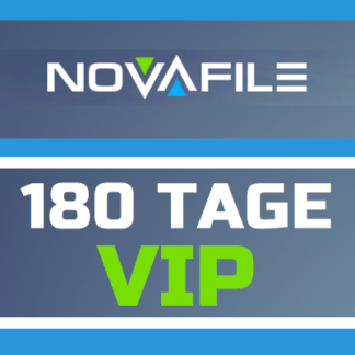 Novafile VIP 180 Tage Premium