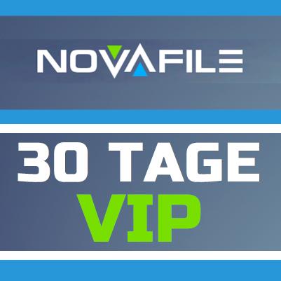 30 Tage Novfile VIP