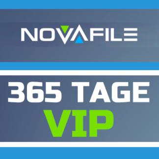 Novafile 365 Tage VIP Premium Key