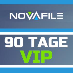90 Tage Novafile VIP Account Key
